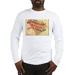Flat S Carolina Long Sleeve T-Shirt