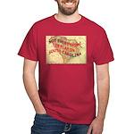 Flat S Carolina Dark T-Shirt