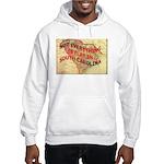 Flat S Carolina Hooded Sweatshirt