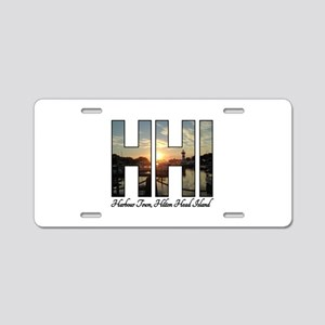 Harbour Town Hilton Head Aluminum License Plate