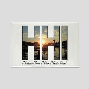 Harbour Town Hilton Head Magnets