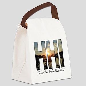 Harbour Town Hilton Head Canvas Lunch Bag