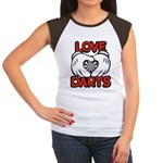 Love Darts Junior's Cap Sleeve T-Shirt