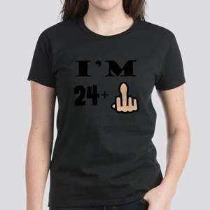 Middle Finger 25th Birthday T-Shirt