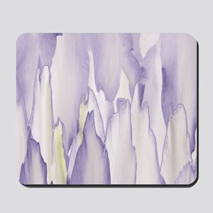 Abstract Orchid Painting Mousepad