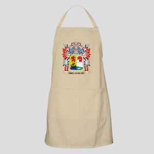 Mclachlan Coat of Arms - Family Crest Apron