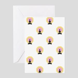 CHAKRAS Greeting Cards