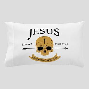 Jesus Skull Pillow Case