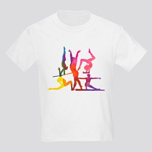 Pink gymnast T-Shirt