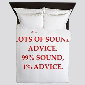 advice Queen Duvet