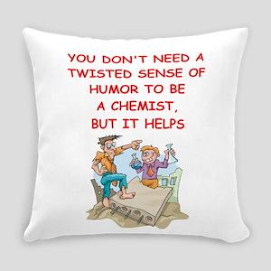 chemist Everyday Pillow
