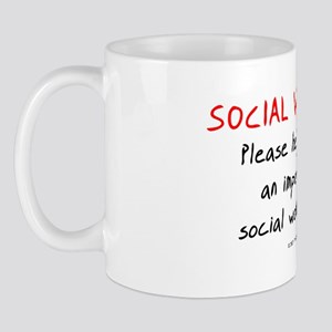 Social Work Tips-Students Mug