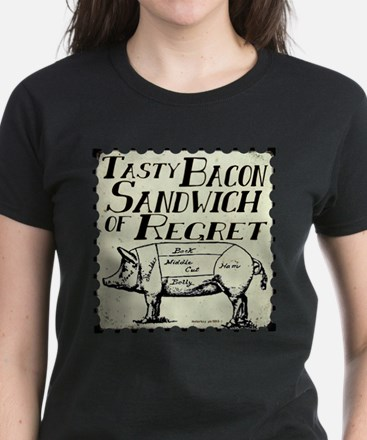 Bacon Sandwich of Regret T-Shirt