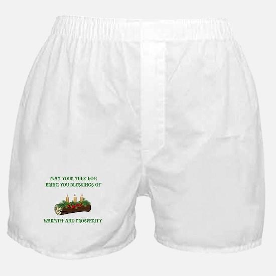 Unique Wiccan Boxer Shorts