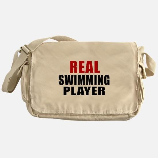 Real Swimming Messenger Bag