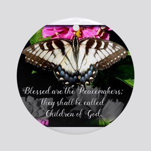 Blessed are the Peacemakers and Swallowtail Round