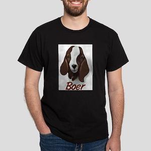 """Boer """"Sasha"""" Ash Grey T-Shirt"""