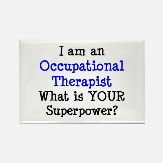 occupational therapist Rectangle Magnet