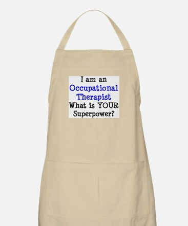 occupational therapist Apron