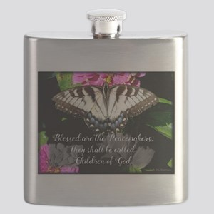 Blessed are the Peacemakers and Swallowtail Flask