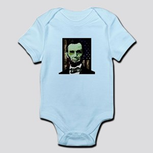 Abraham Lincoln - Zombie Body Suit