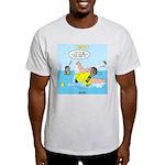 SCUBA No No Light T-Shirt