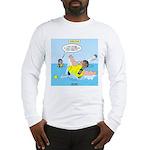 SCUBA No No Long Sleeve T-Shirt