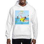 SCUBA No No Hooded Sweatshirt