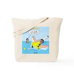 SCUBA No No Tote Bag