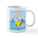 SCUBA No No Mug