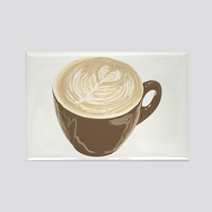 love latte art Magnets