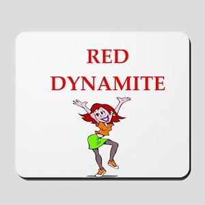 dynamite Mousepad