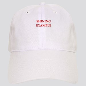 shining example Baseball Cap