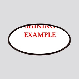 shining example Patch