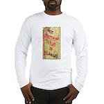 Flat Delaware Long Sleeve T-Shirt