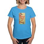 Flat Delaware Women's Dark T-Shirt