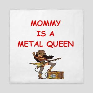 A funny joke Queen Duvet