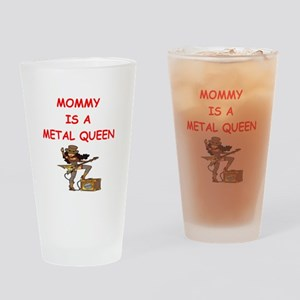 A funny joke Drinking Glass