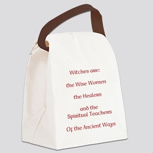 What Witches Really Are Canvas Lunch Bag