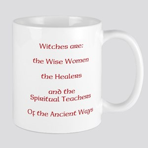 What Witches Really Are Mugs