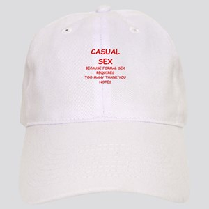 casual sex Baseball Cap