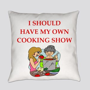 cook Everyday Pillow