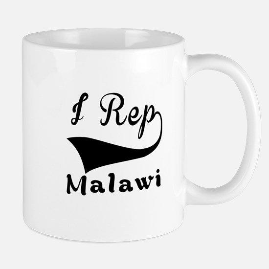 I Rep Malawi Mug