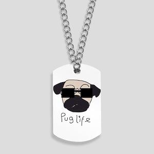 Pug Life Dog Tags