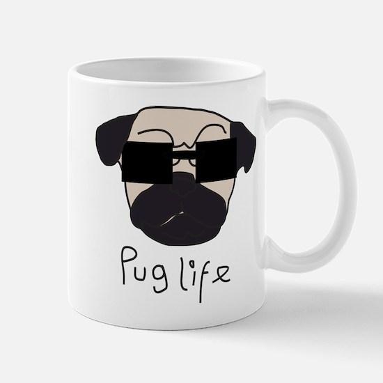 Pug Life Mugs