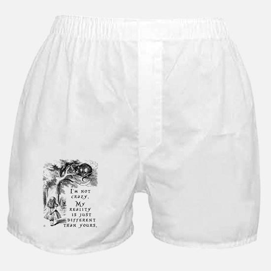 Cute Cheshire cat Boxer Shorts
