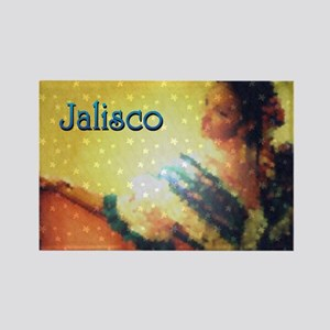 Estrellita de Jalisco Rectangle Magnet