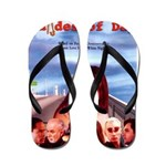 Shades of Day - poster Flip Flops