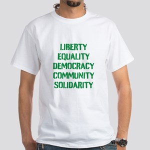 liberty equality (green) T-Shirt