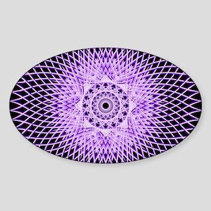 Discus Mandala Sticker